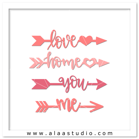 4 Love arrows