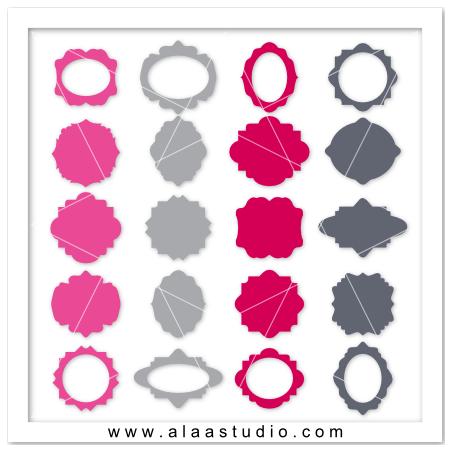 Artisan Frames & Labels