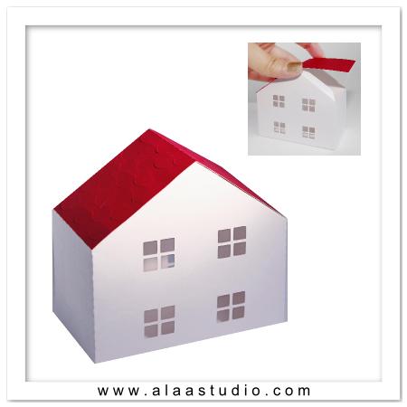 3D House box 1
