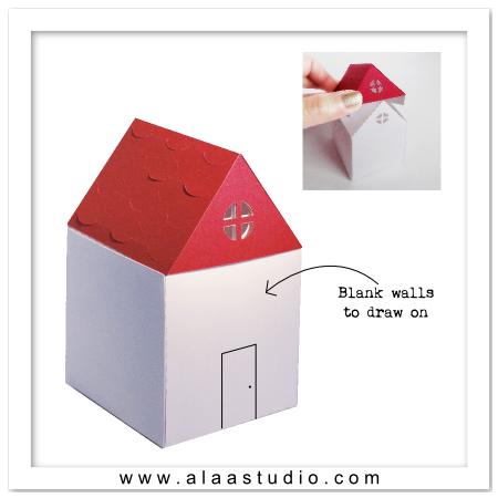 3D House box 2