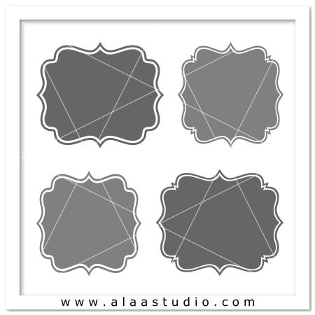 Artisan vinyl frames