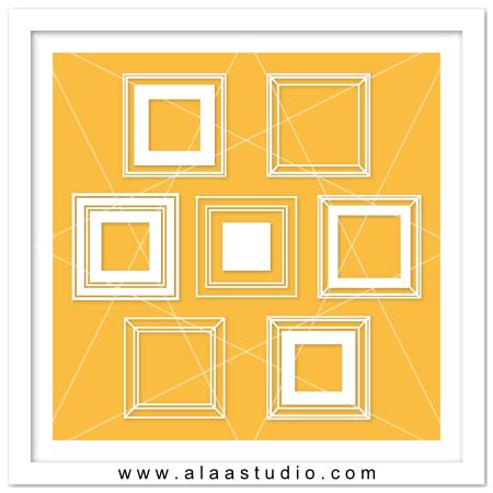 Squares Frames