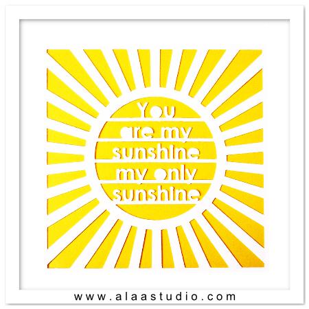 Sunshine Wall Art