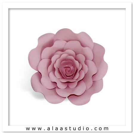 3D Large flower 2